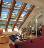 Passzívház - energiamegtakarítás tetőtéri ablakkal