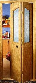 Harmonikaajtó III. bejárati ajtó