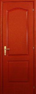 HDF cseresznye bejárati ajtó