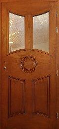 OSB Cseresznye bejárati ajtó