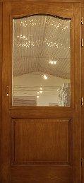 OSB Nagy üveges bejárati ajtó