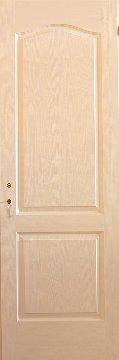 HDF fehér bejárati ajtó