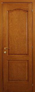 HDF tölgy bejárati ajtó