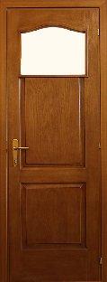 HDF kis üveges bejárati ajtó