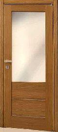 NOBLE I alumínium betéttel bejárati ajtó
