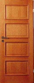 Quattro burkolt bejárati ajtó