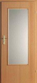 Laminátos bejárati ajtó