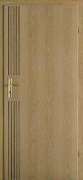 Mart bejárati ajtó