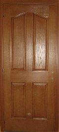 HDF II. bejárati ajtó