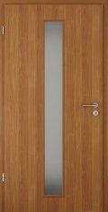 Gerinvest - Laminált_Üveges bejárati ajtó