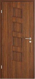Gerinvest - Laminált_Betétes bejárati ajtó