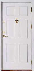 Beverly bejárati ajtó
