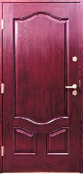Warmia bejárati ajtó