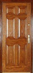 Polesie bejárati ajtó