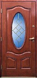 Mazury bejárati ajtó
